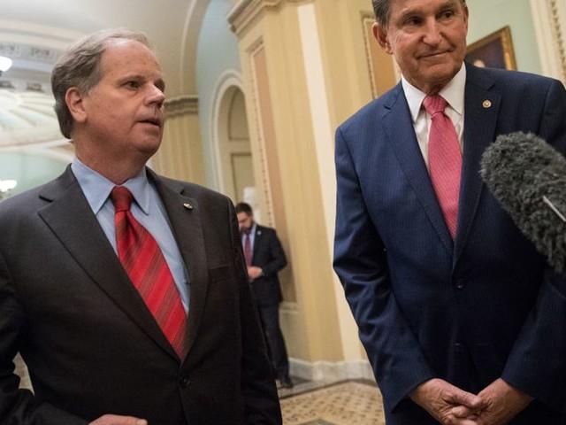 Multiple Dem senators already considering voting to acquit President Trump, report says