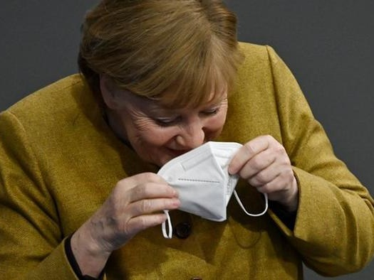 "Merkel: ""No End In Sight Until World Is Vaccinated"""
