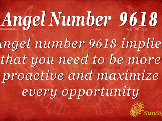 Angel Number 9618 Meaning: Living An Effective Life