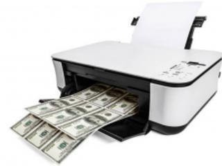 More Money Pumping Won't Make Us Richer
