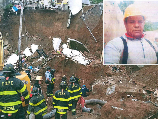 Foreman, other construction bosses charged in Brooklyn worker death