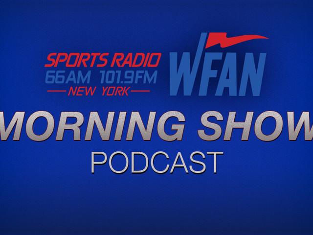 WFAN Morning Show Podcast & MOTD: Dec. 15, 2017