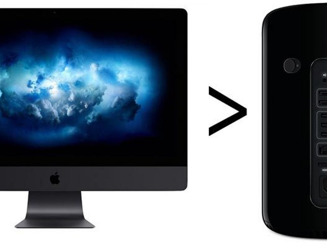 Mid-Range iMac Pro is Nearly Twice as Fast as High-End 5K iMac and Up to 45% Faster Than 2013 Mac Pro