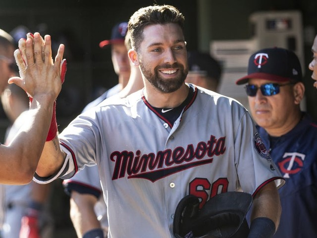 In home of Spam, Twins' Jake Cave, Tyler Austin give canned answers