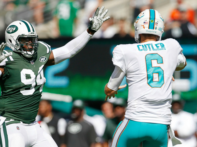 Ealy Determined To Win With Jets, Not Get Revenge Against Panthers