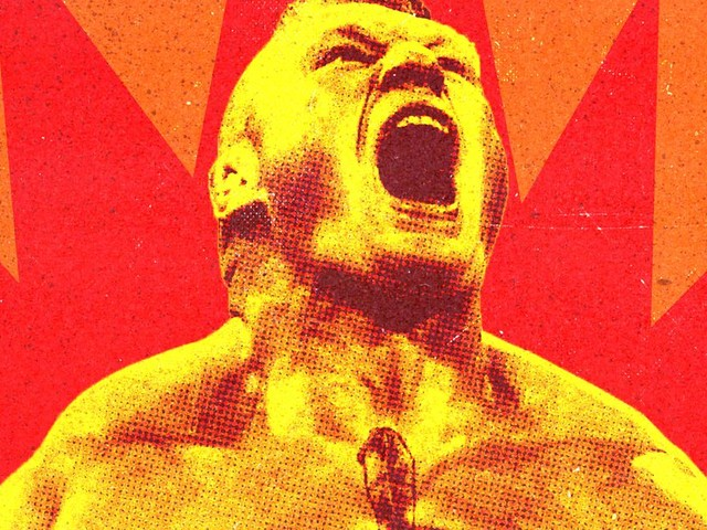 Surprise! Brock Lesnar Is Champ Again.