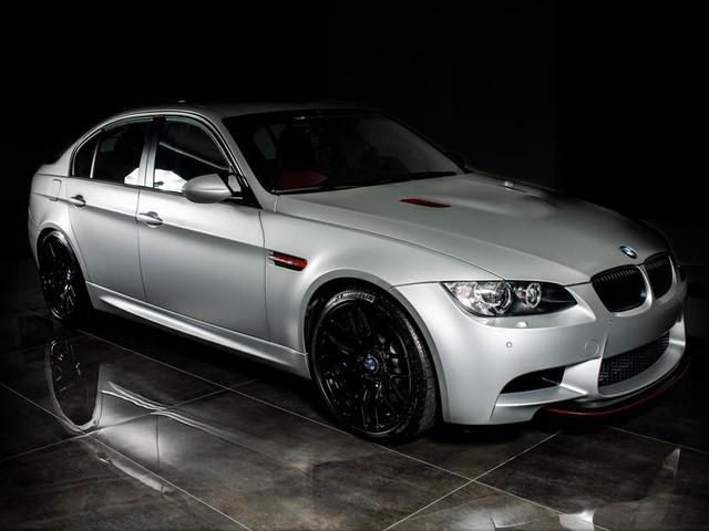 2012 BMW M3 CRT Lightweight