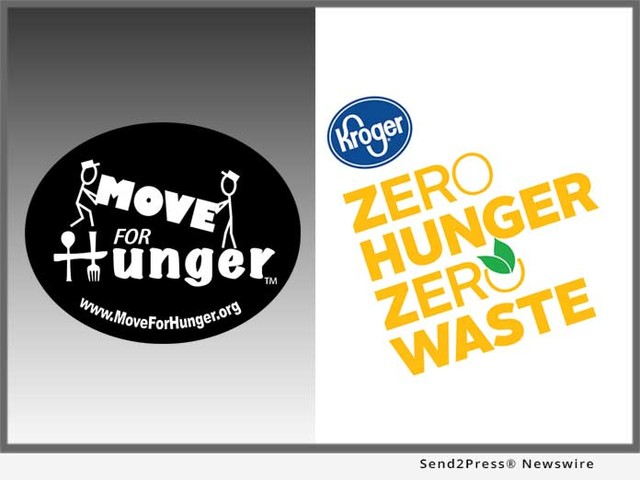 Move For Hunger to Hold Food Drives at 9 Kroger Stores in Michigan on April 28