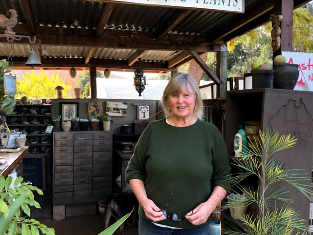 Native Australian horticulturist watches in horror as her home country burns