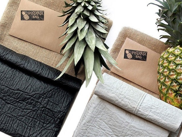 Sustainable Textile Innovations: Piñatex, the vegan alternative to leather