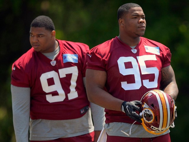 The Redskins' 2018 draft picks will be asked to play big roles this season