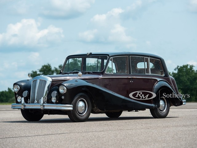 1955 Daimler DK