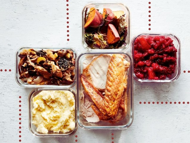Snag These Containers Now And You'll Be Ready For Thanksgiving Leftovers