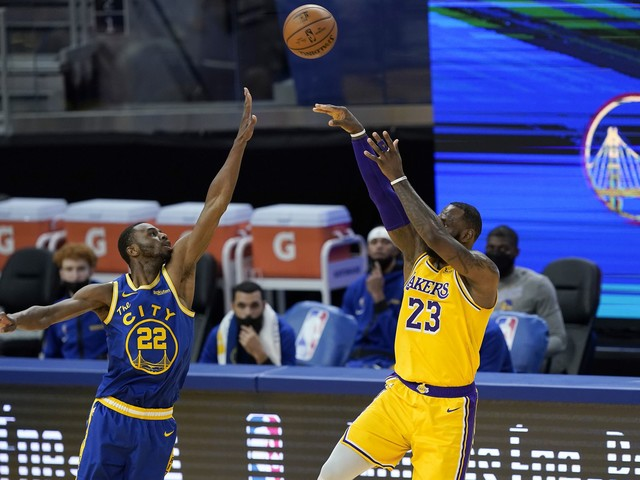 NBA's play-in tournament is an abominable money grab even if it gives us a fun Warriors-Lakers game