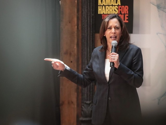 Kamala Harris vows to prosecute President Trump if she wins the White House