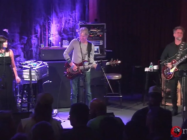 Phil Lesh & Friends Recreate Grateful Dead Show From 1978 At Terrapin Crossroads