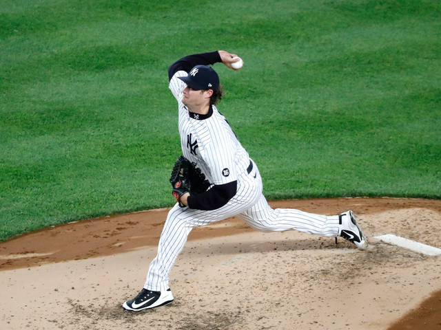 Facing Astros will be 'weird' for Yankees' Gerrit Cole