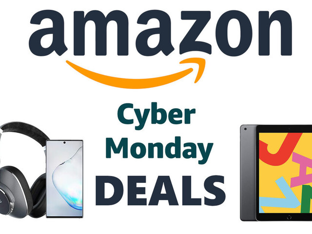 The best Amazon Cyber Monday deals for mobile tech