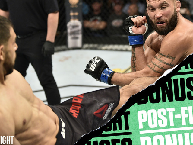 UFC Boston bonuses: Stephens-Rodriguez nab FOTN after epic scrap