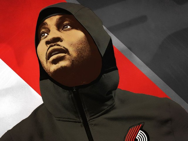 Can Carmelo Anthony Rewrite His Final Chapter With the Blazers?