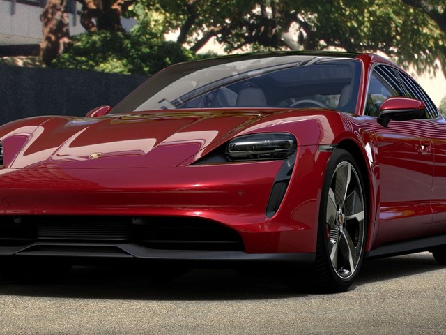 Base Porsche Taycan 4S Configurator Is Live; How Much Would Yours Cost?