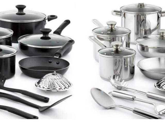 Macy's: Tools Of The Trade Nonstick 13-Pc. Cookware Set $39.99 (Reg. $119.99)