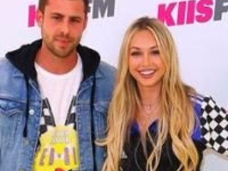 Corinne Olympios' BF Comes to Her Defense