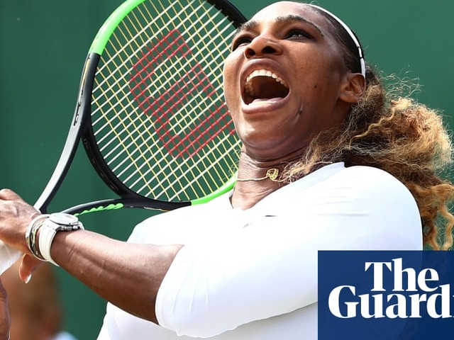 Serena Williams 'in good place' before semi-final against Barbora Strycova