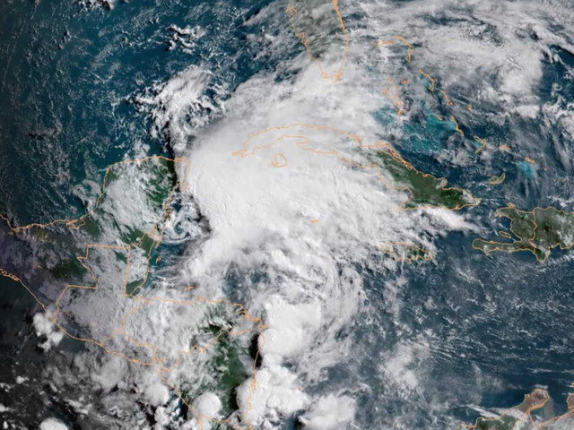 First tropical storm of 2018 expected to slam Gulf Coast