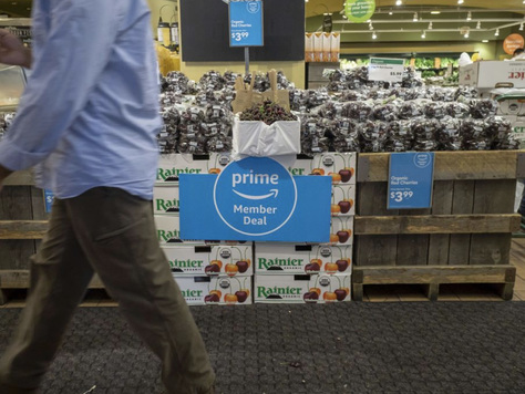 Amazon Hikes Prices At Whole Foods As Consumers Brace For Inflationary Tidal Wave