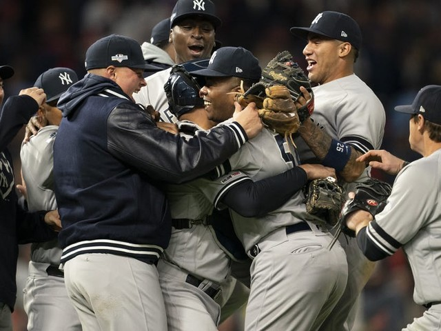 The Yankees beat the Twins again: A story as simple as the American Dream