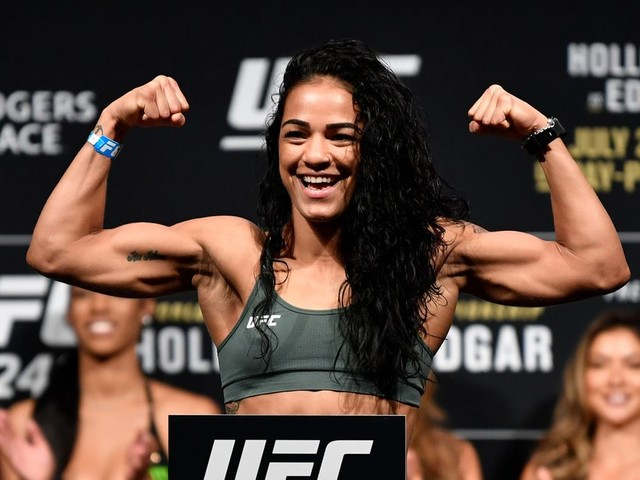 Vivi Araujo doesn't want a title shot with win over Jessica Eye