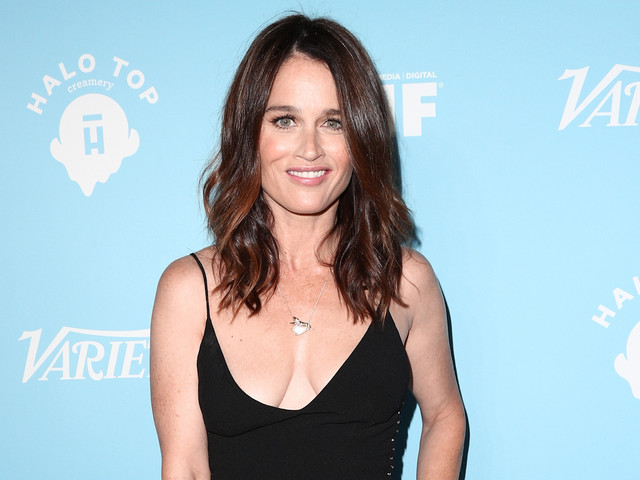 Robin Tunney Welcomes a New Baby Girl!