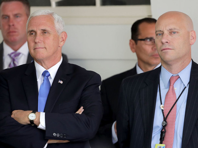 Pence's office denies Sondland's testimony that he told Pence about Ukraine quid pro quo concerns