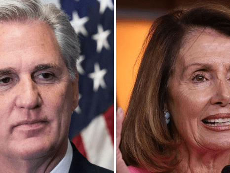 McCarthy Demands 'Reckless' Pelosi Suspend Impeachment Inquiry Until She Defines Procedures
