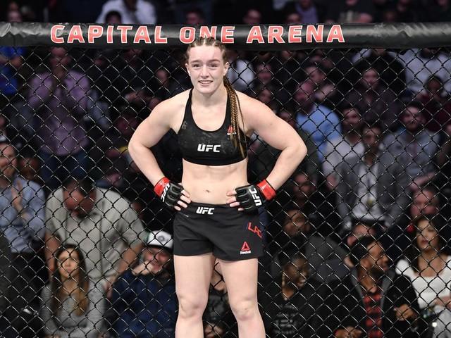 UFC Vegas 32 loses Ladd-Chiassson