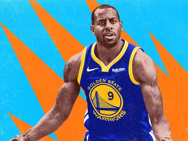 Andre Iguodala Is Whatever the Warriors Need Him to Be