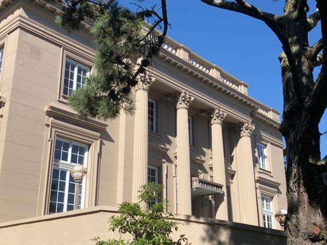 Inside a $27 million San Francisco mansion