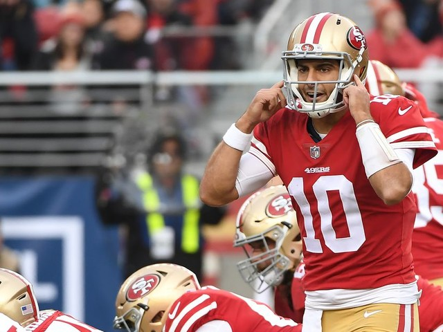 Ranking each win in Jimmy Garoppolo's masterful 6-0 run as a starting QB