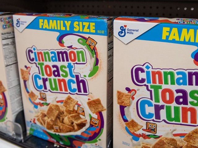 Why your cereal boxes and ice cream cartons are shrinking