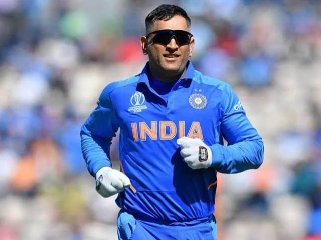 MS Dhoni Named Captain Of ODI Team Of Decade Picked By Cricket Australia