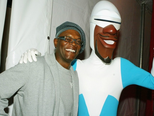 You Can Finally See Frozone's Black Wife…Just Not Fully Animated