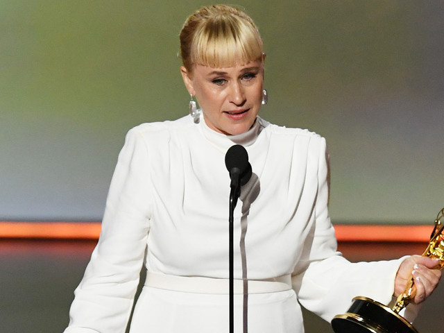 Patricia Arquette Gives Powerful Speech Calling for Trans Equality at Emmys 2019 (Video)