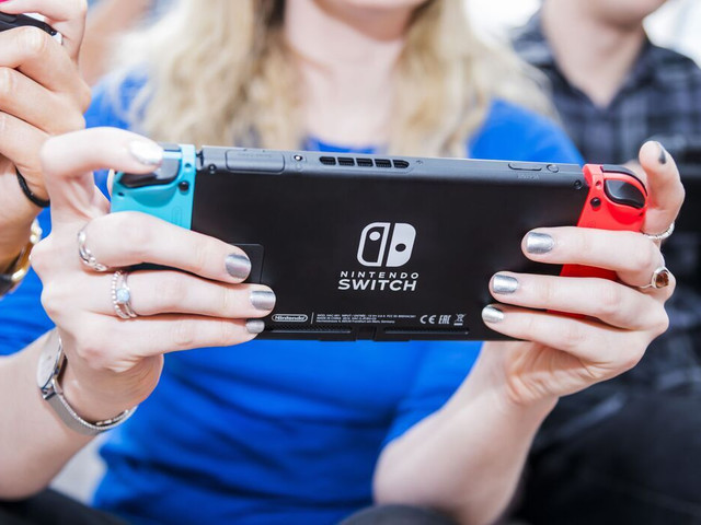 Nintendo Switch just had its biggest week ever, even with PS5 and Xbox Scarlett looming