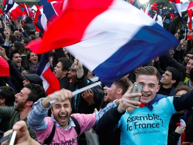 Paris has never been closer to toppling London as Europe's tech hub