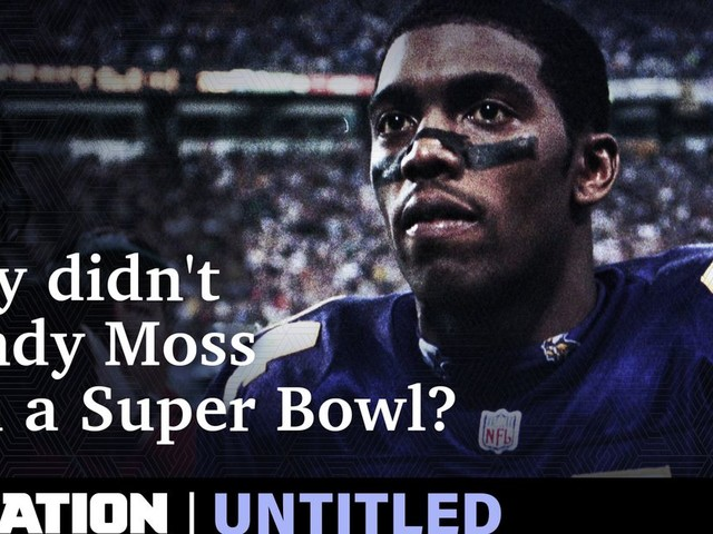 Randy Moss never won a Super Bowl. Here's what left him empty-handed.