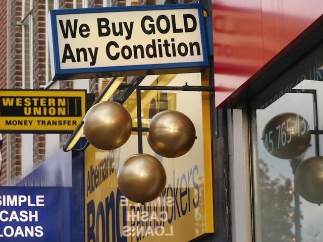 The government shutdown has some furloughed federal employees turning to pawn shops for cash