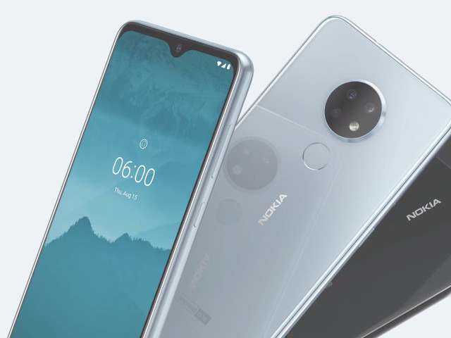 Nokia 6.2 is now receiving the June 2020 security update