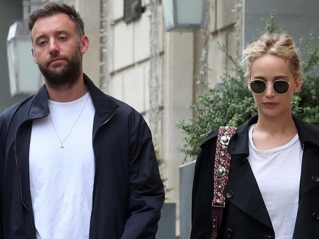 5 Things to Know About Jennifer Lawrence's Fiancé, Cooke Maroney