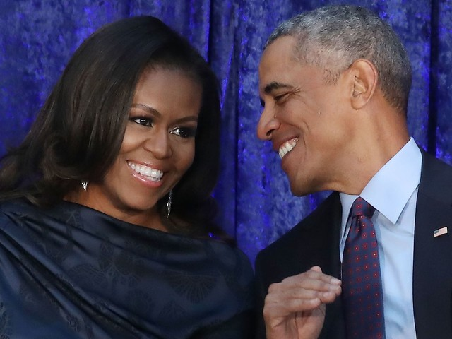 The Obamas Shared Their Summer Playlist — & Turns Out They're Getting Loose